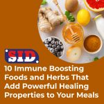 Add Powerful Healing Properties to Your Meals